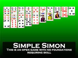 Simple Simon Solitaire