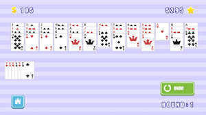 All In Row Solitaire